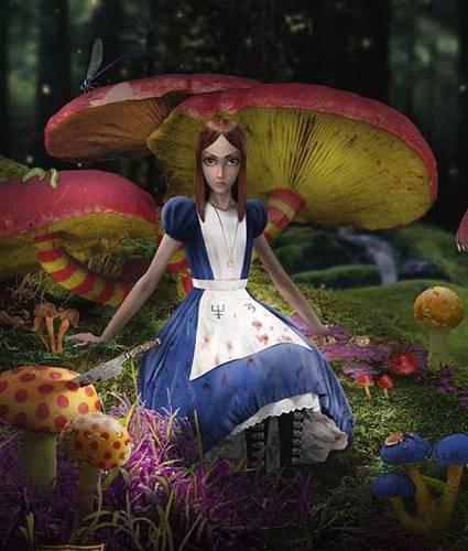 Сказки наподобие алиса в стране чудес